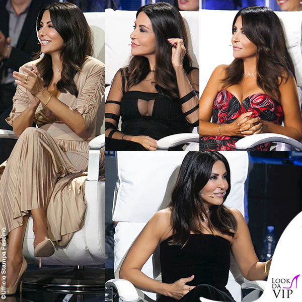 Sabrina Ferilli Col Look Sbaraglia Anche Belen Rodriguez Lookdavip It