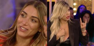GF Vip: 7 puntata Wanda Nara ed ed Elisa De Panicis