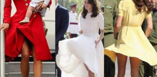 Kate Middleton abito Catherine Walker abito Emilia Wickstead abito Jenny Packham tailleur Dolce e Gabbana gonna Orla Kiely