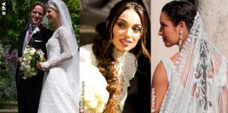 Le spose Lady Gabriella Lorella Boccia Pilar Rubio Eva Grimaldi Imma Battaglia