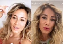 Diletta leotta in quarantena fa un tutorial di make up