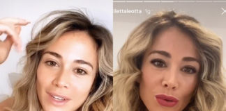 Diletta leotta in quarantena fa un tutorial di make up