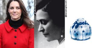 Kate Middleton, Luisa Spagnoli, il Bacio Perugina, l'ultima sfilata a Milano