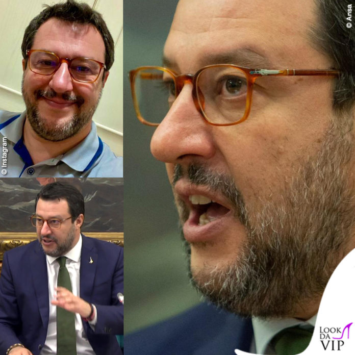 Matteo-Salvini-montatura-occhiali-Persol