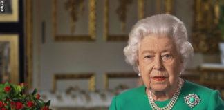 il discorso della regina elisabetta durante l'emergenza coronavirus