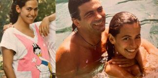 Barbara dUrso incinta con Mauro Berardi amarcord