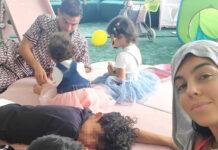 cristiano ronaldo gioca con i figli durante il lockdown