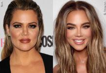 Khloe Kardashian a confronto: il foto ritocco è estremo