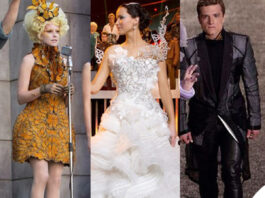 Elizabeth Baks Jennifer lawrence (Katniss Everdeen) Josh Hutcherson in Hunger Games