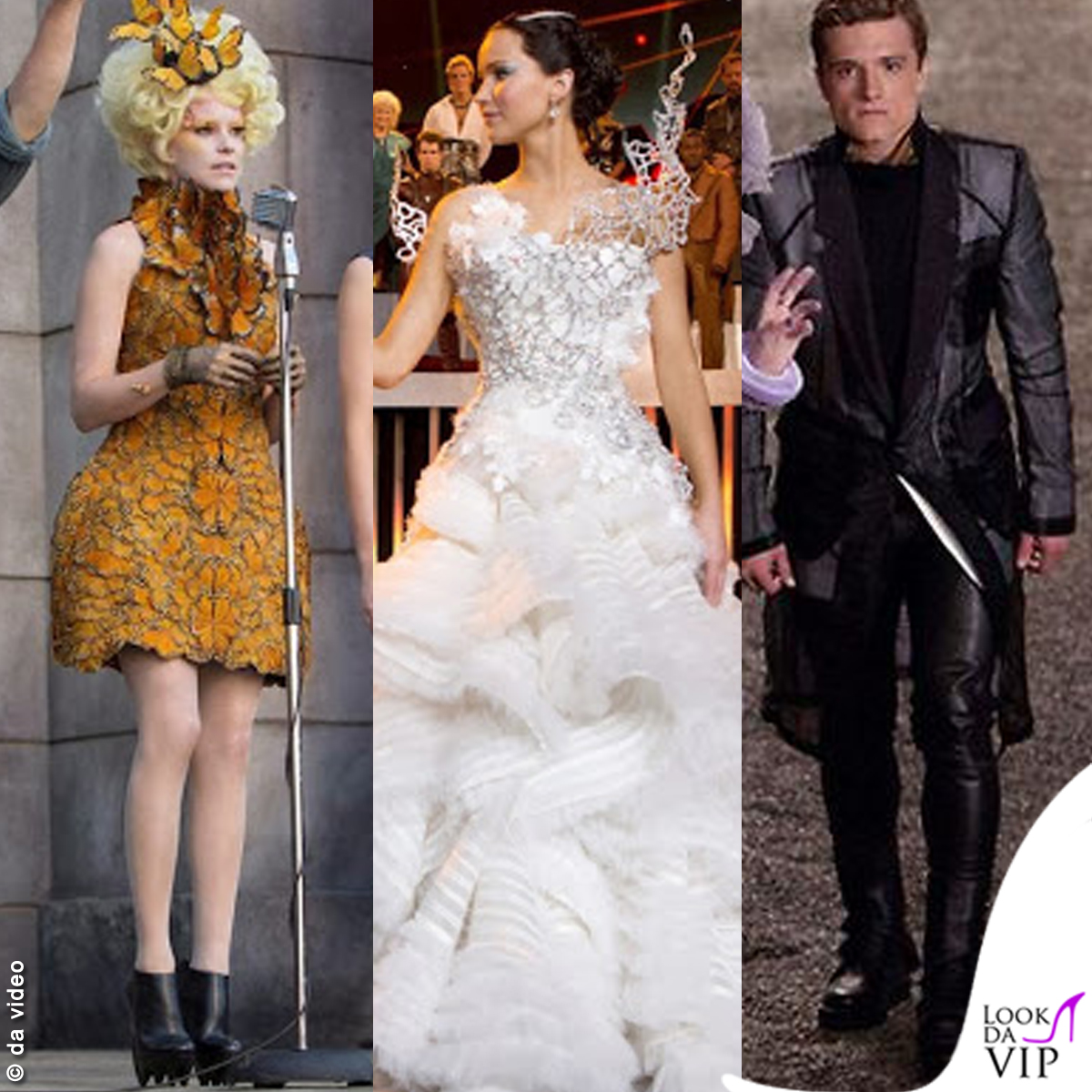 In Hunger Games l'alta moda si mette in gioco