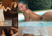 Elodie e Lorella Boccia nel video Ciclone, Dolce Gabbana, topless su Istagram