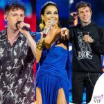 Battiti Live 2 puntata Vito Shade Elisabetta Gregoraci Fedez