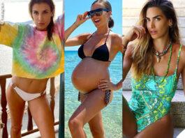 Elisabetta canalis, melissa stata, giorgia palmas: estate sarda per le sarde in bikini