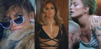 Jennifer Lopez video Pa Ti Lonely gioielli Yeprem longerie Cong Tri abito Genny blazer Magda Butrym
