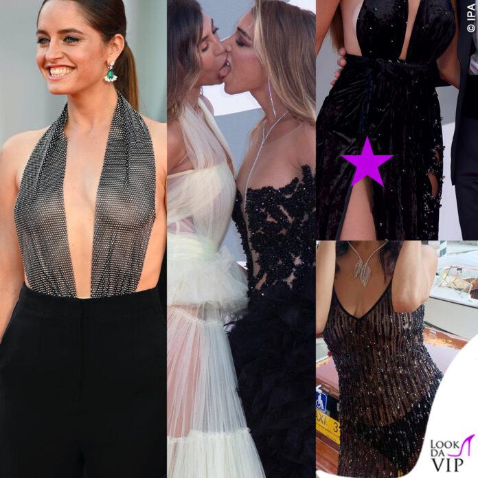 Venezia 77 sexy: Matilde Gioli, Mila Suarez, Elisa De Panicis, Madalina Doroftei, Valentina Siragusa