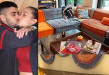 Gigi Hadid Zayn Malik casa New York Manhattan