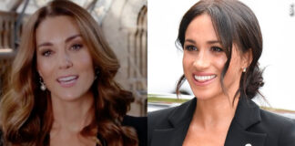 kate middleton copia il look a meghan markle