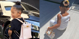 la vita di lusso della figlia di kylie jenner