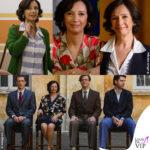 Il Collegio 1992 Prof Maria Rosa Petolicchio e il collegio docenti: i suoi 4 look