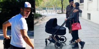 Luca Argentero Giorgia Palmas Filippo Magnini Costanza Caracciolo carrozzina