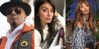 Regali di Natale, J-Ax Alessandra Mastronardi Elettra Lamborghini Dayane Mello