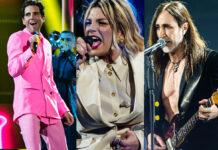 X Factor finale look Mika Valentino Emma Marrone Gucci Manuel Agnelli Emporio Armani