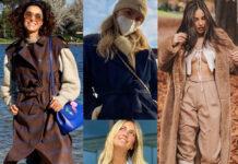 i cappotti delle star per l'inverno 2020