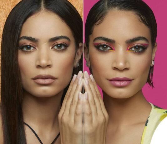Elodie look Blumarine makeup Sephora