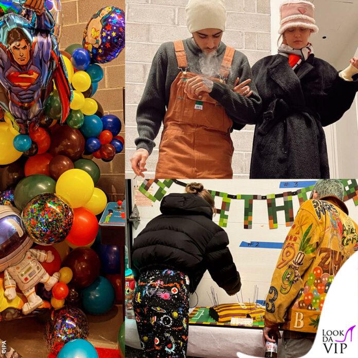 gigi hadid organizza la festa di compleanno per zayn malik