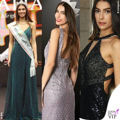 Martina Sambucini Miss Italia abito Toi Fashion