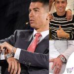gli orologi di cristiano ronaldo valgono milioni