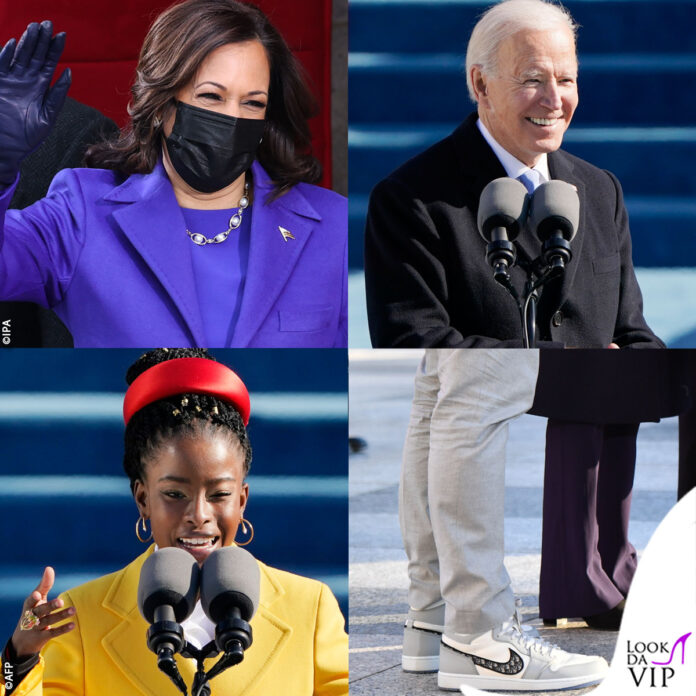 Joe Biden e il resto: i dettagli modaioli all'inaguration day