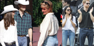 kate middleton principe william lady diana principe carlo Camilla Meghan Markle principe Harry jeans