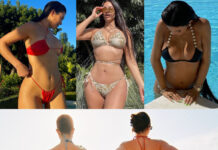 le sorelle kardashian in vacanza ai caraibi