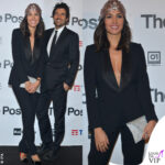 2018 Caterina Balivo in Ralph Lauren Preview Il post Guido Maria Brera