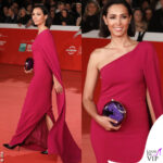 Caterina Balivo Dress Rome Film Festival 2019 Stella McCartney