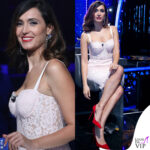 2021 Caterina Balivo in Dolce & Gabbana a The Masked Singer