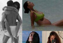 la vacanza alle maldive di belen rodriguez
