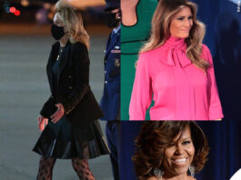 da jill biden a michelle obama, tutti i passi falsi fashion delle first lady americane