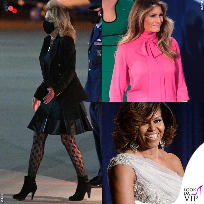 da jill biden a michelle obama, tutti i passi falsi fashion delle first lady americane