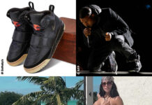 Kanye West Grammy Award 2008 sneakers Nike Air Yeezy 1 Grammy Worn - Kim Kardashian