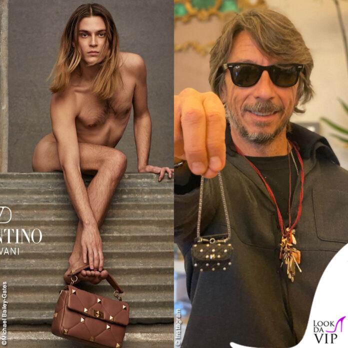 Michael Bailey-Gates per Valentino Roman Stud e Pierpaolo Piccioli
