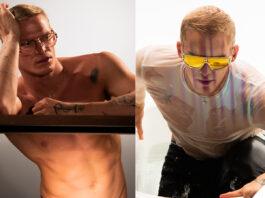 Cody Simpson testimonial eyewear Versace