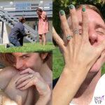 tallulah willis, figlia di demi moore, si sposa con dillon buss
