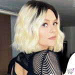 Francesca Michielin, che cambiamento! biondo è il suo nuovo colore di capelli