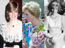 Lady Diana Royal Style in the making