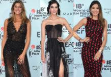 le star sul red carpet del monte-carlo film festival