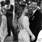 i dettagli del matrimonio di luca argentero e cristina marino