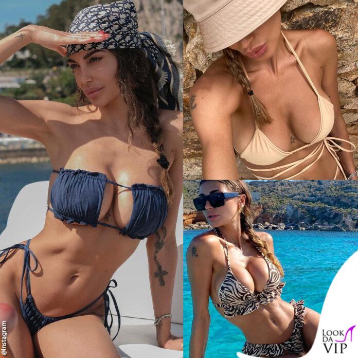 Cristina Buccino in bikini: anche Daniele Scardina apprezza!