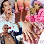 Manicure da uomini! Smalto sulle unghie di Damiano David dei Maneskin, Fedez, Sangiovanni, Achille Lauro, Tommaso Zorzi